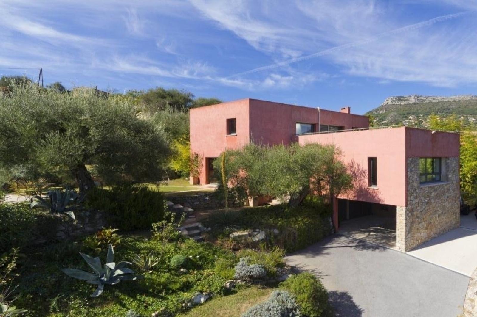 FOR_SALE Vence Villa